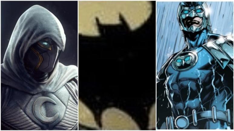 Batman ripoffs