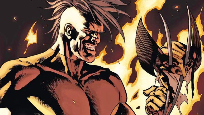 Daken in the X-Men