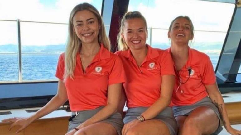 Dani Soares from Below Deck Sailing Yacht shares costars support of her pregnancy.