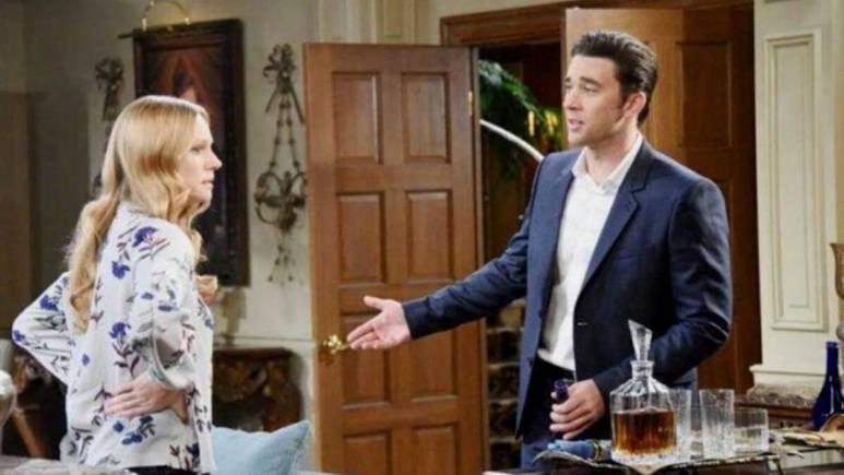 Days of our Lives spoilers reveal Abigail leaves Salem.