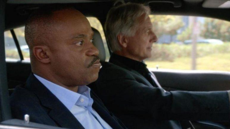 Gibbs and Vance NCIS