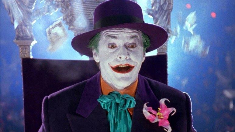 Jack Nicholson as Joker in Batman 1989
