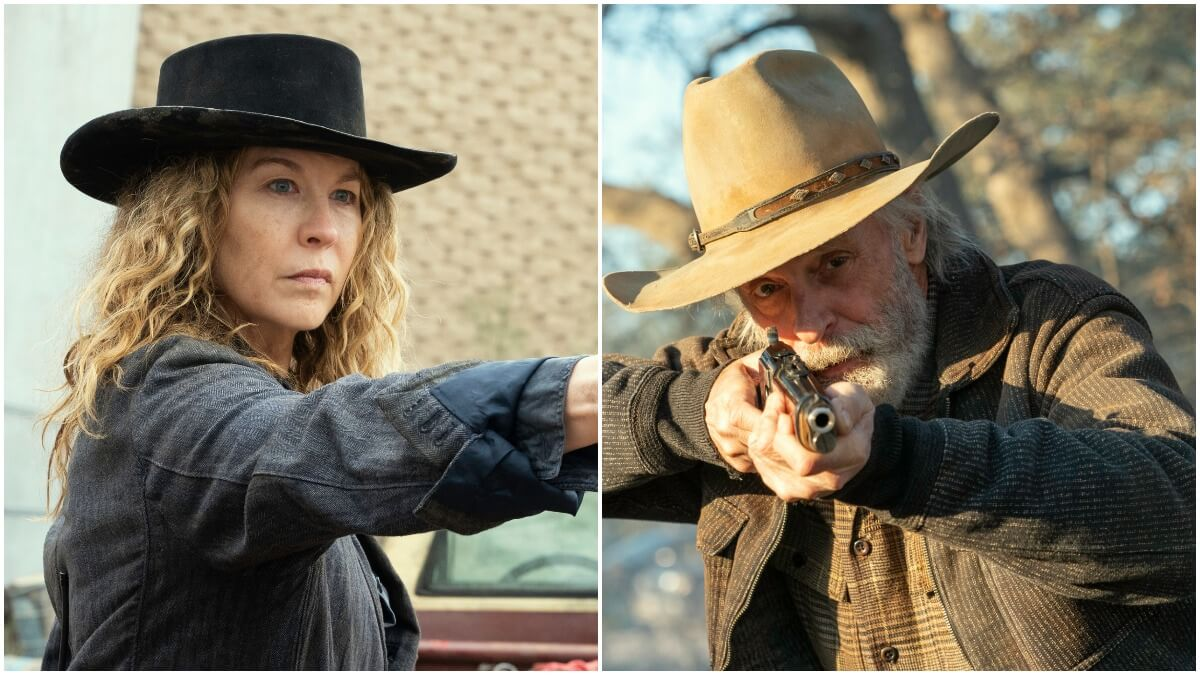 Jenna Elfman and Keith Carradine feature in Episode 13 of AMC's Fear the Walking Dead Season 6