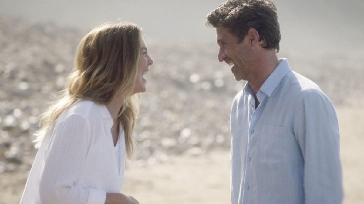 Meredith And Derek Grey's Anatomy