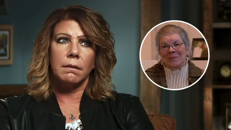 Meri Brown of Sister Wives and Bonnie Ahlstrom