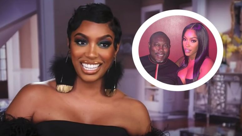 """Porsha Williams ensures that she and Simon Guobadia are """"crazy in love,"""" but fans are not convinced."""