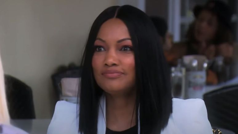 Garcelle Beauvais is suspicious of Porsha Williams's intentions.