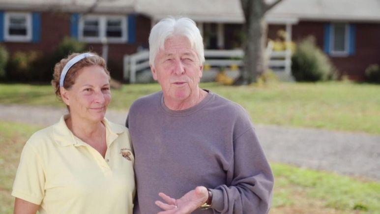 Ron and Betty Gibbs