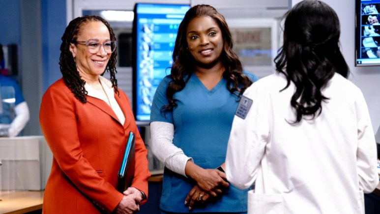 Sharon Maggie And Vanessa Chicago Med