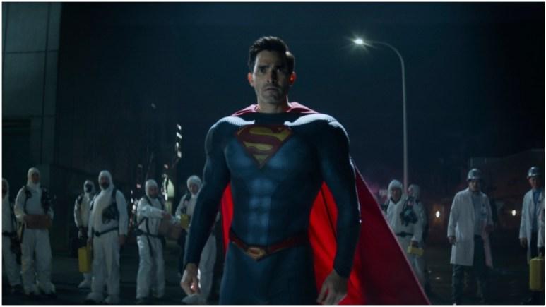 Superman & Lois marathon coming to The CW ahead of mid-season premiere