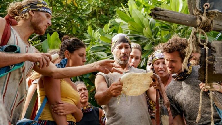 Survivor 40 Cast Playing