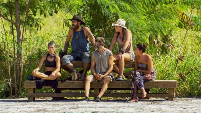 Survivor Challenge Bench