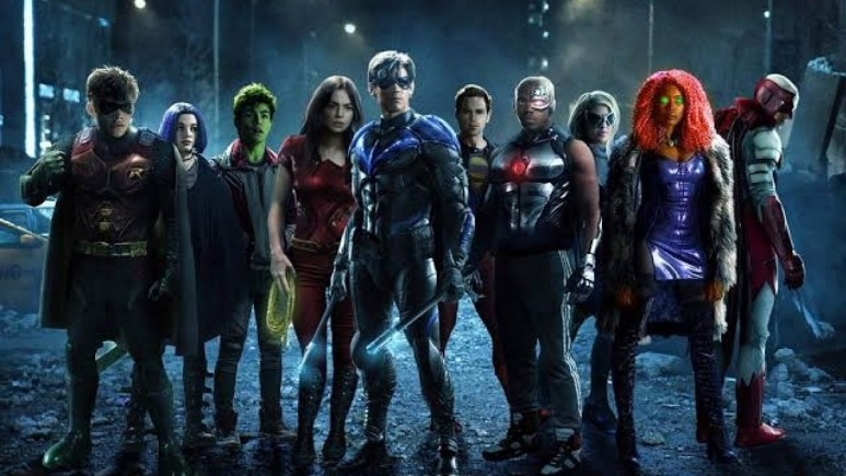 Titans receives Season 3 HBO Max release date