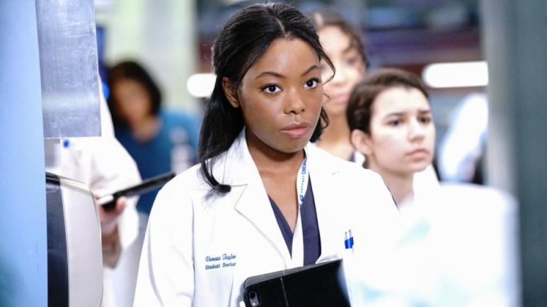 Vanessa Chicago Med