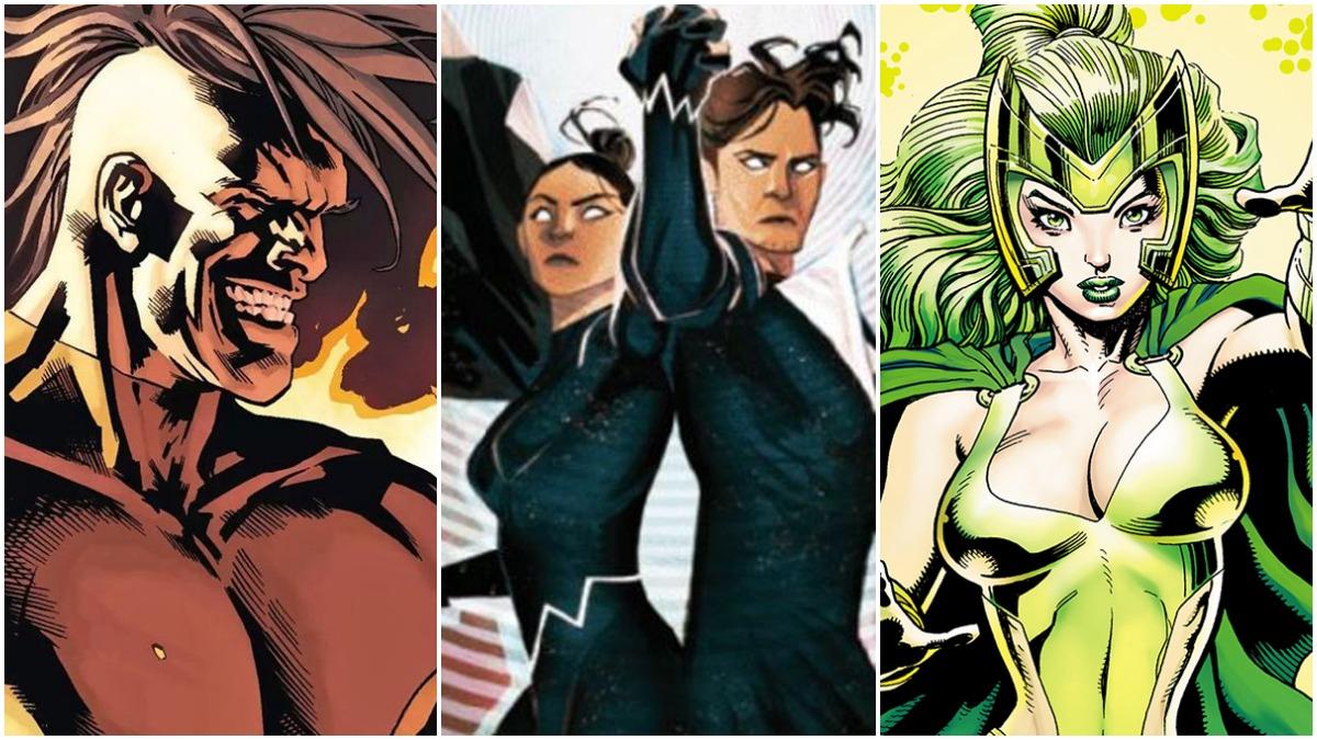 X-Men members
