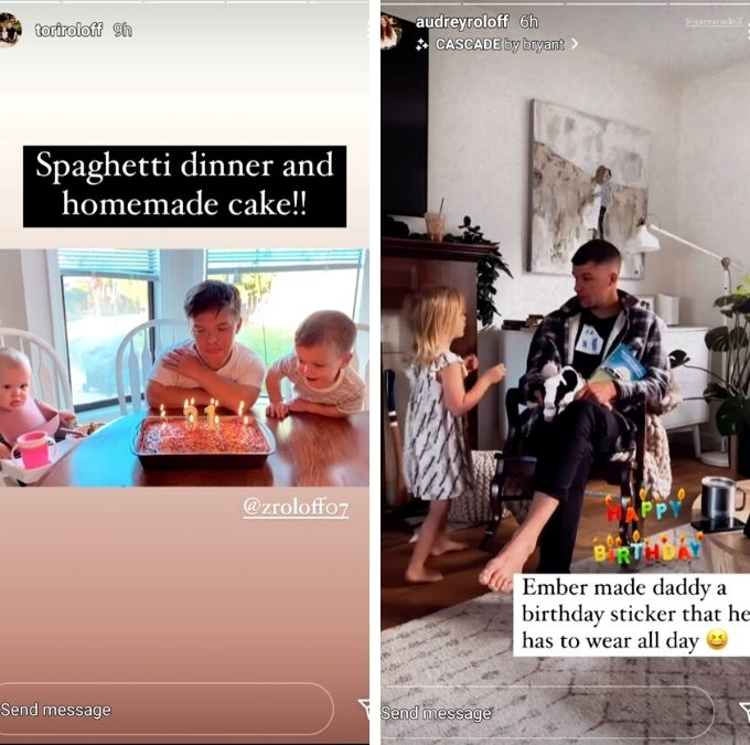 Jeremy and Zach Roloff of Little People, Big World on Instagram