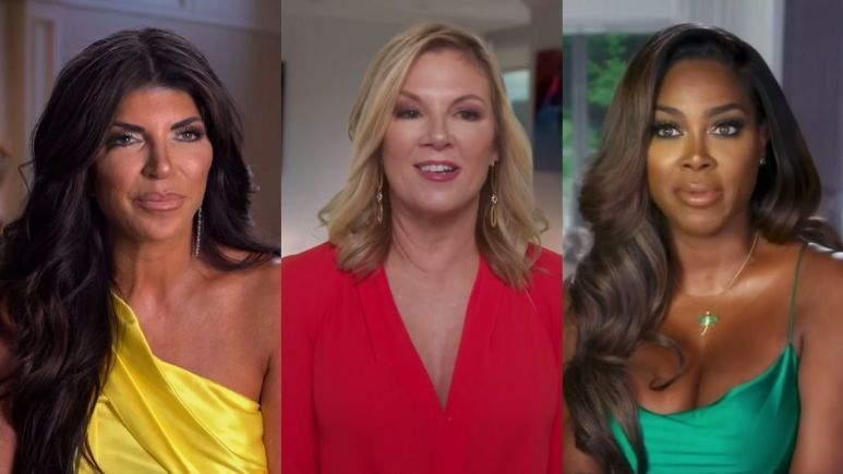 Ramona Singer had issues with Kenya Moore and Teresa Giudice during Housewives All-stars filming
