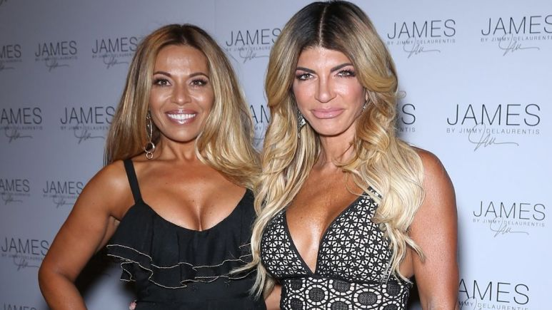 RHONJ star Dolores Catania is hopeful that Teresa Giudice and Louie Ruelas will get married