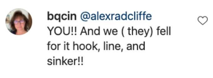 Alex joke