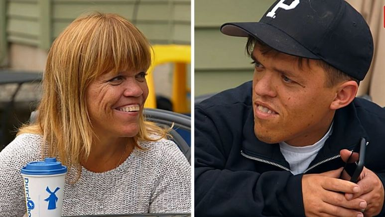 Amy and Zach Roloff of LPBW