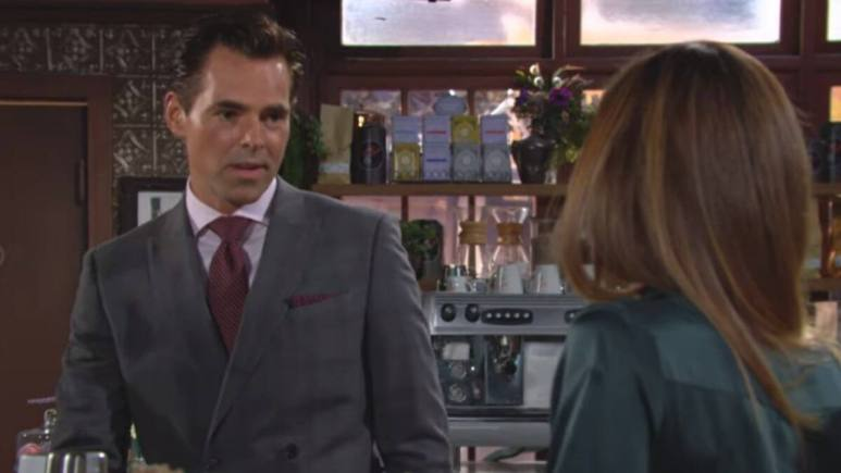 The Young and the Restless spoilers tease Billy won't back down from Victor.