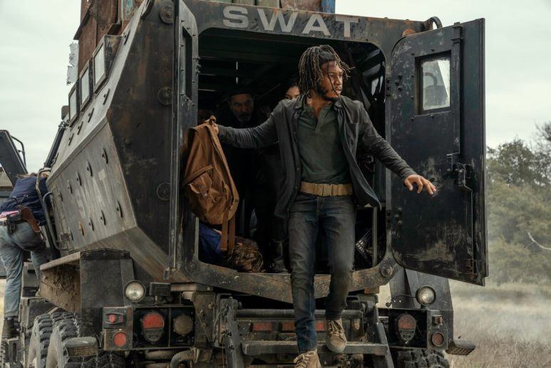 Colby Hollman stars as Wes, as seen in Episode 16 of AMC's Fear the Walking Dead Season 6