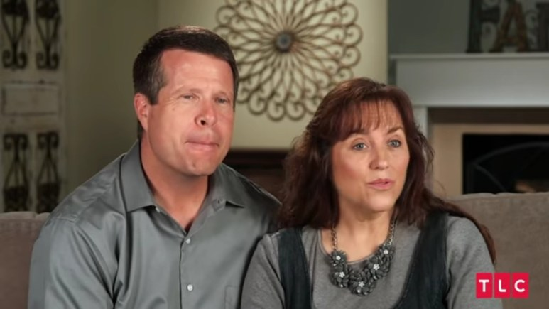 Jim Bob and Michelle Duggar Counting On.