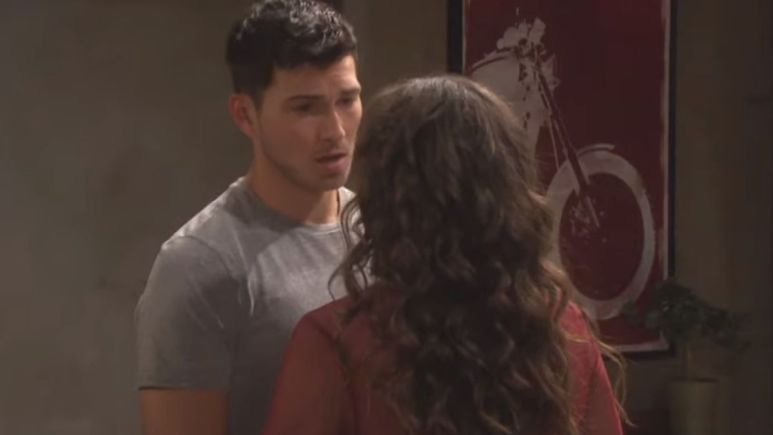 Days of our Lives spoilers reveal Ben stands his ground with Ciara.