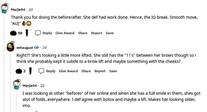 Audrey Roloff formerly of LPBW on Reddit