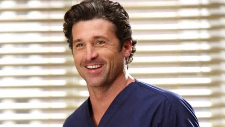 Derek Grey's Anatomy