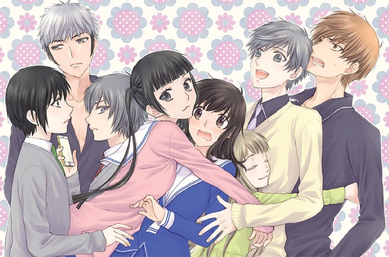 Fruits Basket Another anime