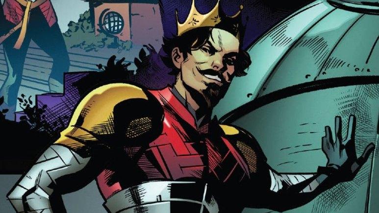 Jamie Braddock Jr is Monarch in Marvel Comics