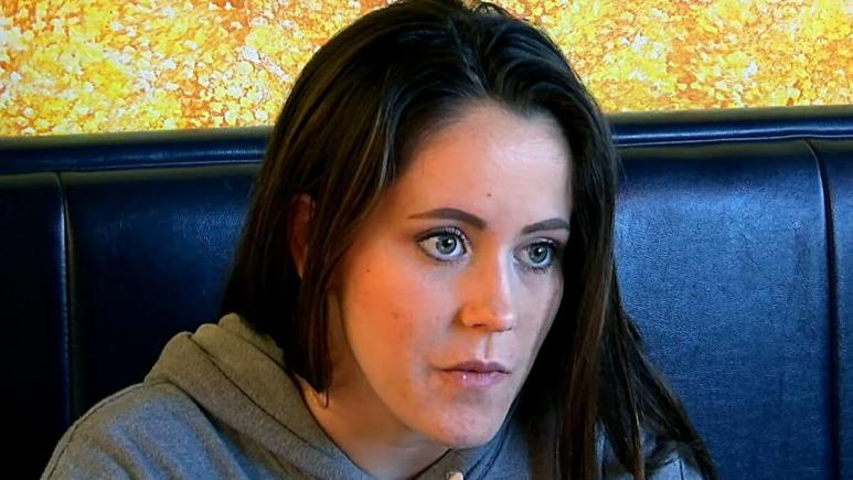Jenelle Evans formerly of Teen Mom 2