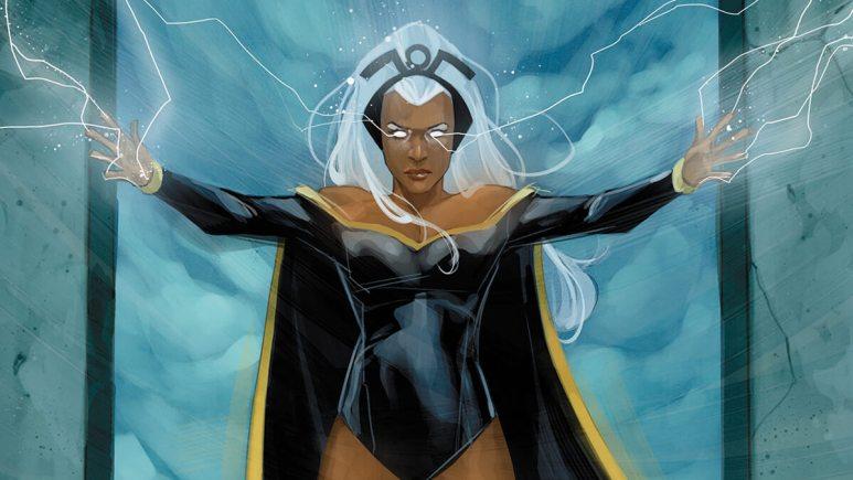 Storm in the X-Men