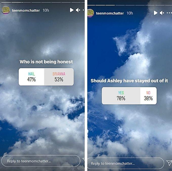 Teen Mom Chatter on Instagram