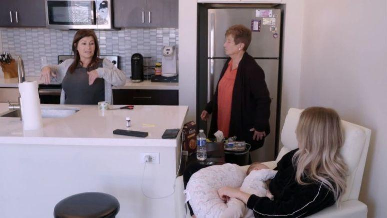 Gwen, her mom, and Yara