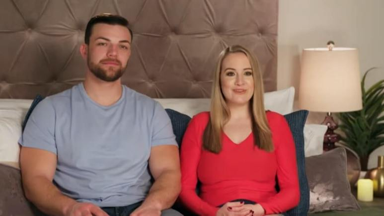 90 Day Fiance: Happily Ever After? couple Andrei Castravet and Elizabeth Potthast.