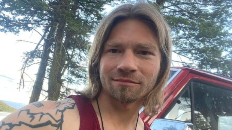 Bear Brown from Alaskan Bush People