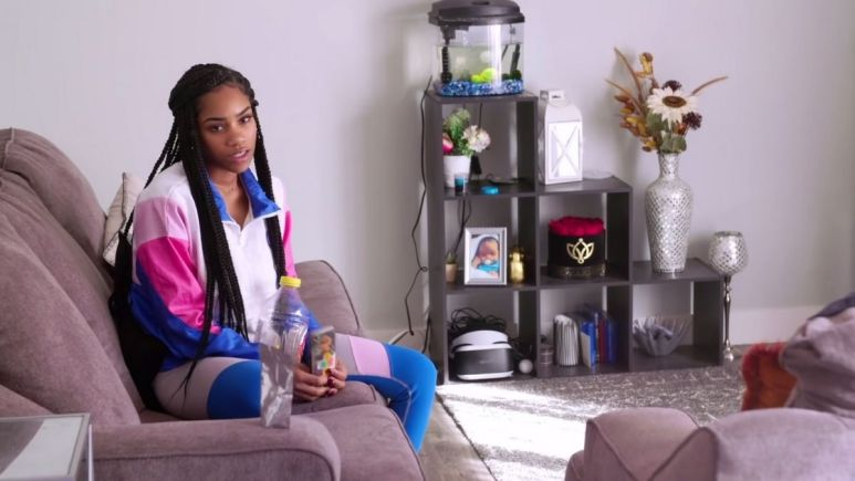 Teen Mom 2 star Ashley Jones talks stripper past and explains why she continues to stick by Bariki Smith's side
