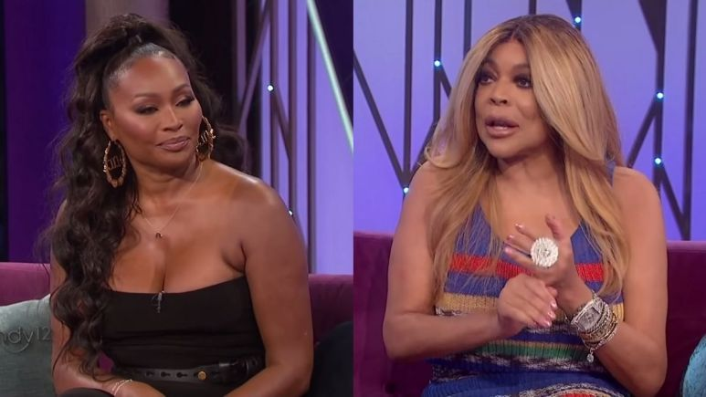 Wendy Williams tells RHOA star Cynthia Bailey that she should be fired