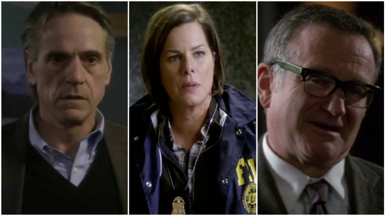 Law & Order guests