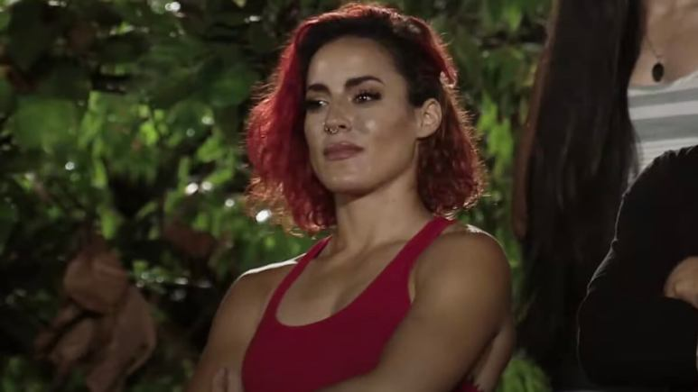 the challenge star cara maria sorbello during wotw2 proposal