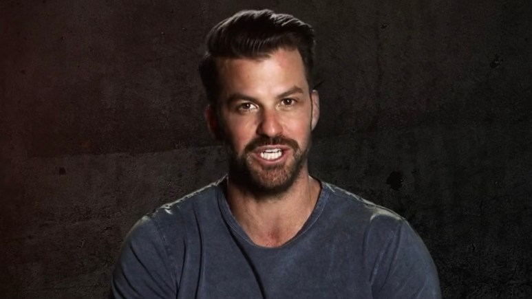 johnny bananas during the challenge war of the worlds episode