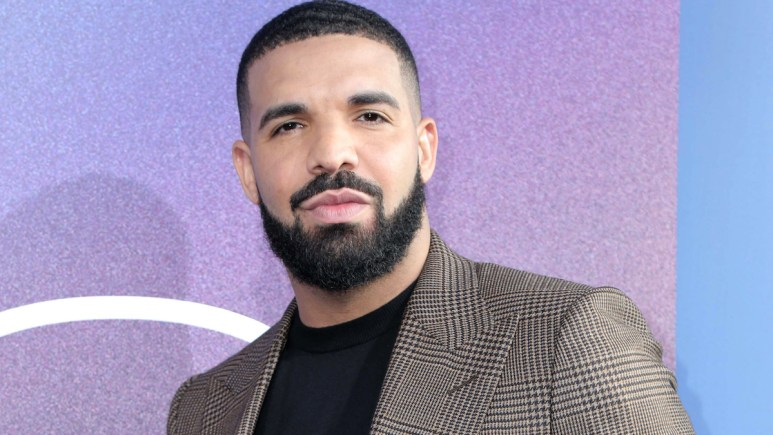 drake at the premiere of euphoria in los angeles 2019