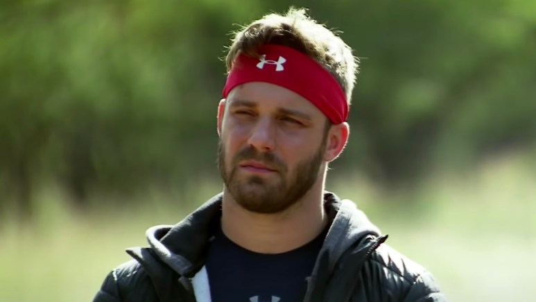 paulie calafiore during the challenge final reckoning season