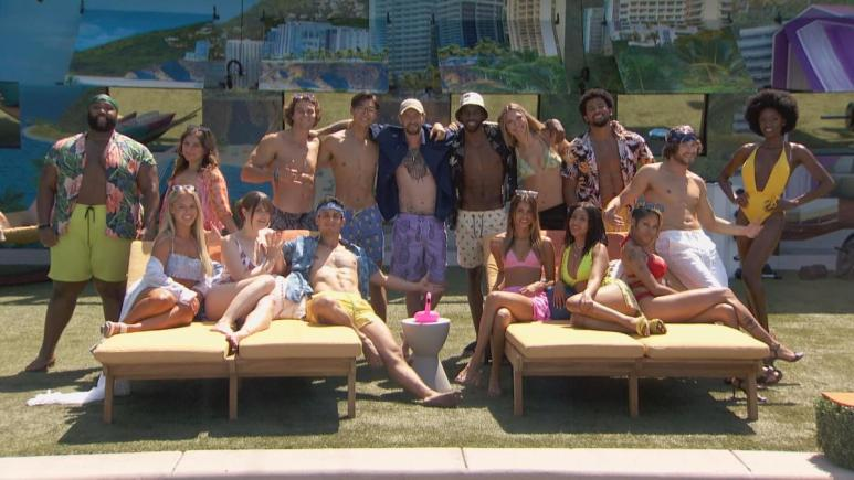 The Full Big Brother 23 Cast