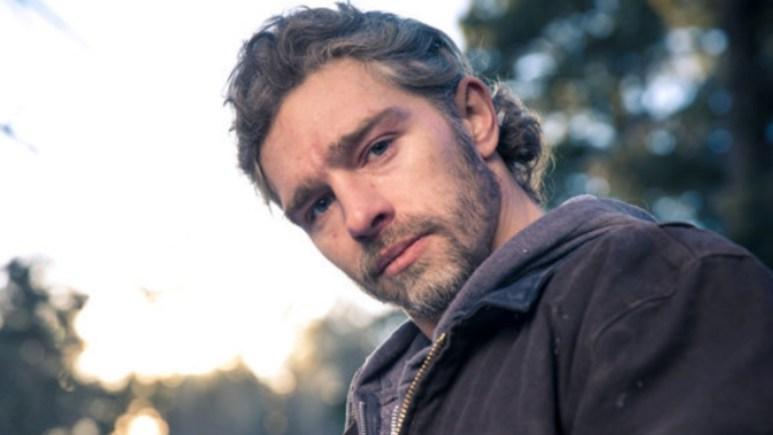 Matt Brown in the Alaskan wilderness.