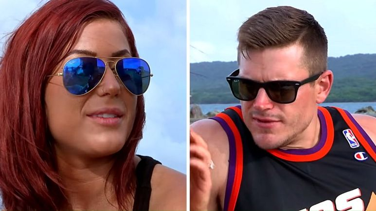 Chelsea and Cole DeBoer formerly of Teen Mom 2