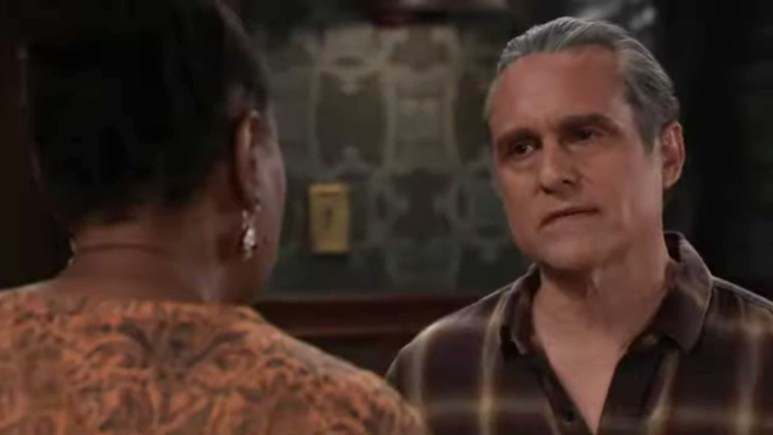 Mike and Phyllis on GH .