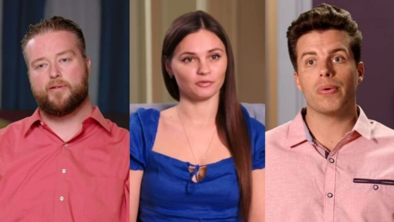 some of the cast of 90 Day Fiance: Happily Ever After?
